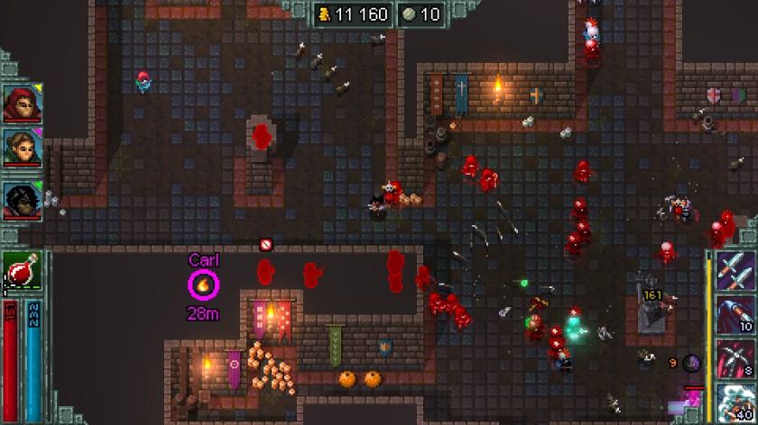 Heroes of Hammerwatch Screenshot