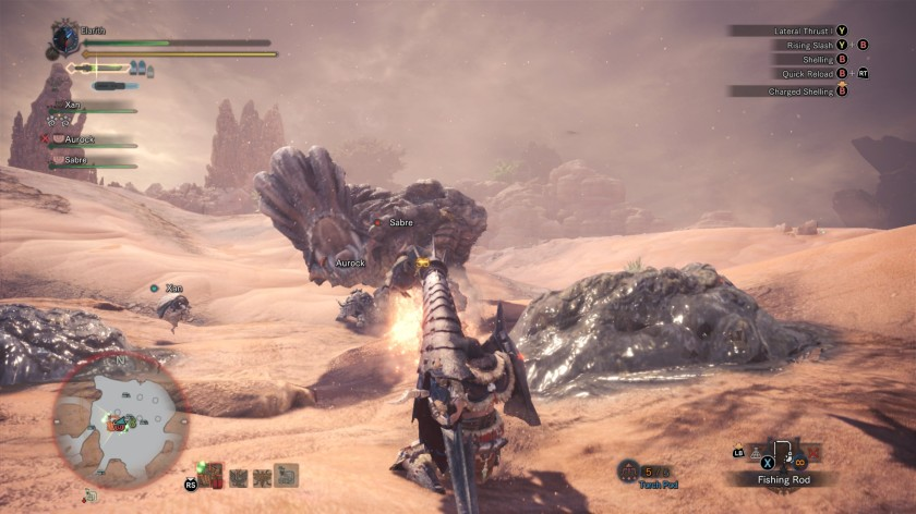 Monster Hunter World Screenshot