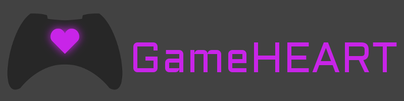 GameHEART Logo