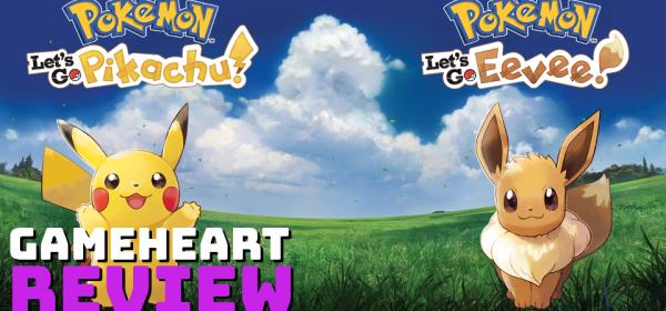 Pokemon Let's Go Pikachu Title Image