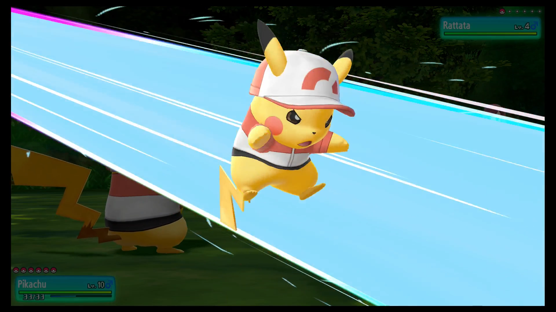 Pokemon Let's Go Pikachu Screenshot