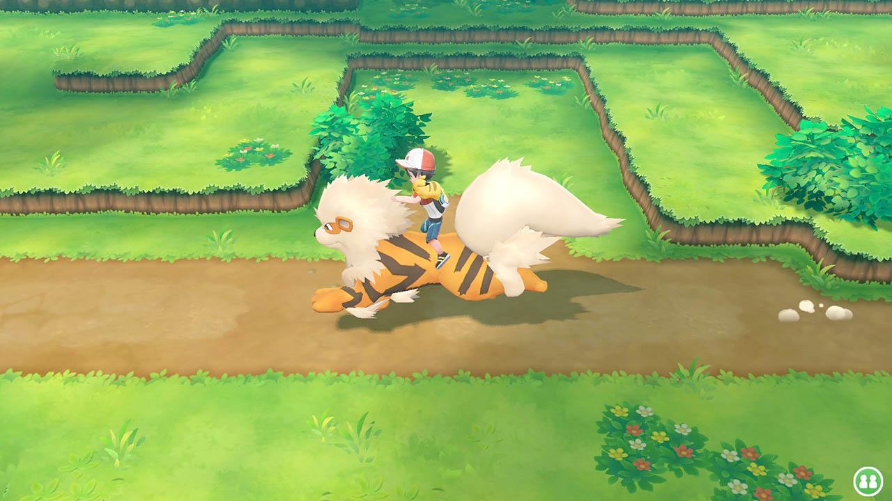 Pokemon Let's Go screenshot