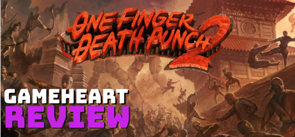 One Finger Death Punch 2 Review Title